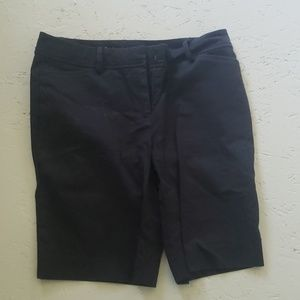 Black shorts talbots Bermuda shorts